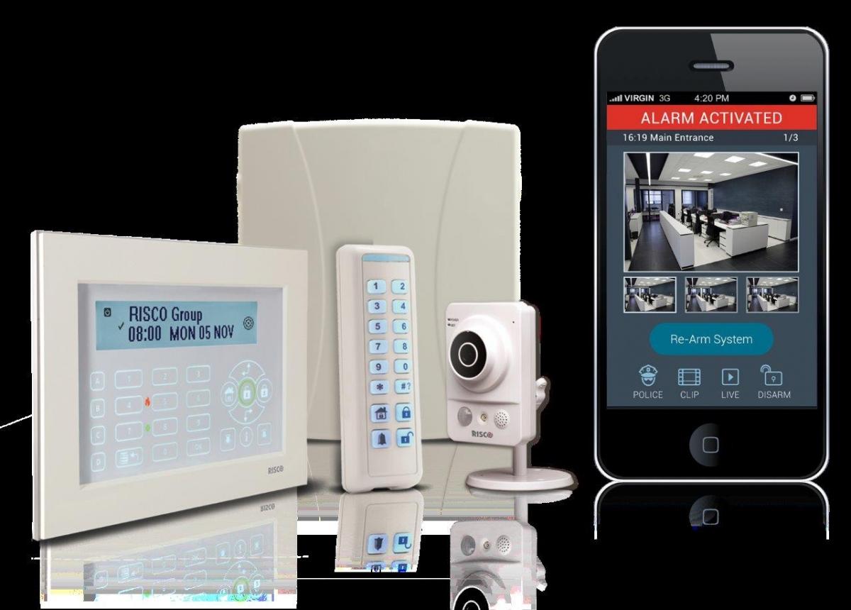 Risco LightSYS 2 - Centrale d'allarme ibrida - Prodotti Mondialtec