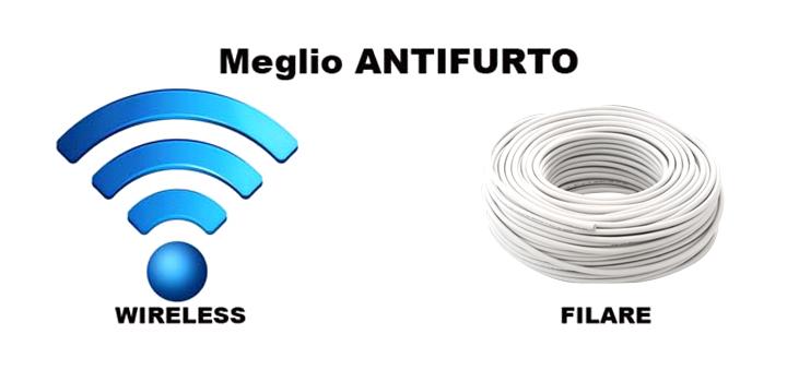 Antifurto casa meglio filare o radio prodotti mondialtec - Antifurto fatto in casa ...