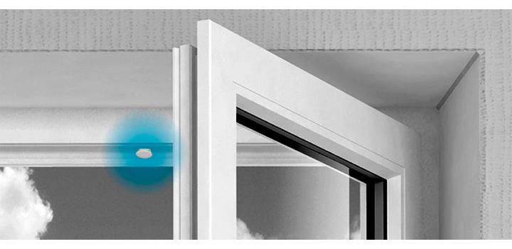Contatti magnetici per finestre velux prodotti mondialtec for Velux in alluminio