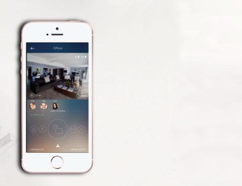 Antifurto casa senza fili con App