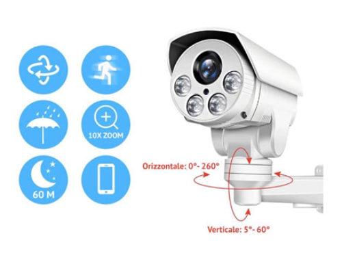 Telecamera con Zoom Ottico per Videosorveglianza: come acquistare il prodotto giusto risparmiando
